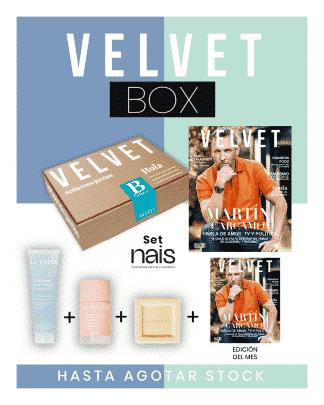 Velvet Box Nais
